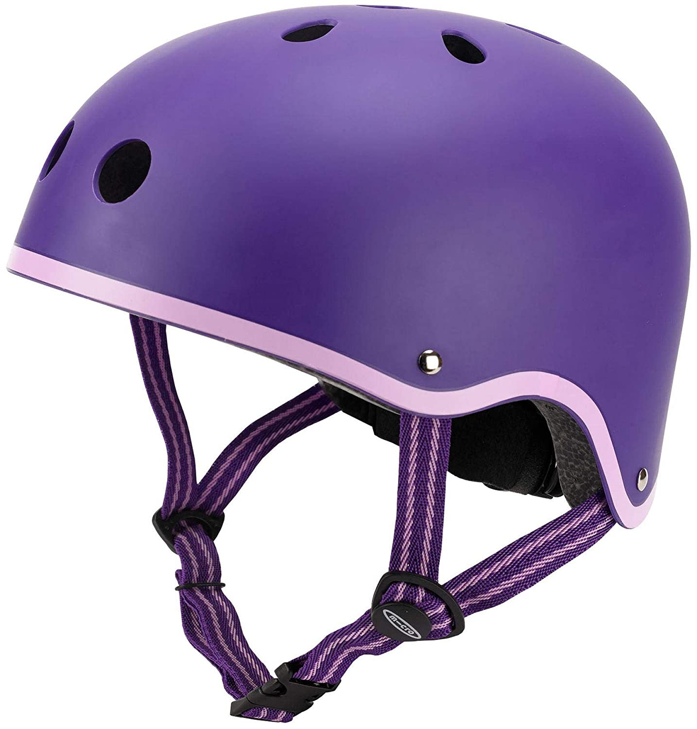 Micro Scooters Purple Helmet - Small