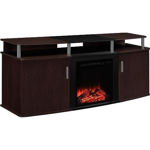 Fireplace Cabinet Amazon Com