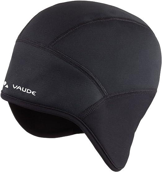 Taille: L Casquette de sous le Casque Vaude Bike Warm Cap Noir