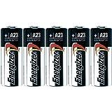 5 Energizer A23 GP23AE 21/23 23A 23GA MN21 GP23 23AE 12v Alkaline Batteries