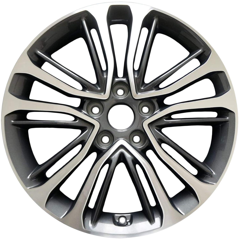 2016 2017 529102V650 New Reconditioned 18 OEM Wheel for Hyundai Veloster Auto Rim Shop