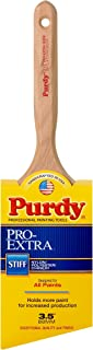 product image for Purdy 144152735 Pro-Extra Series Glide Angular Paint Brush, 3-1/2 inch