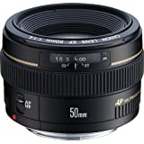 Canon EF 50 mm-f/1.4 USM Lens (Certified Refurbished)