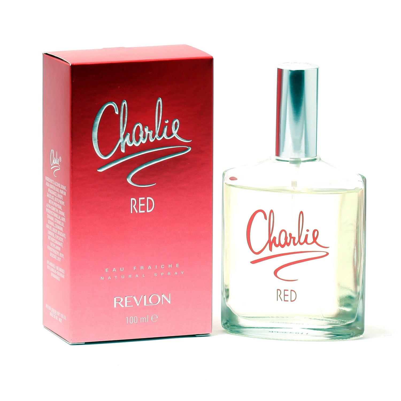 CHARLIE RED by Revlon Eau Fraiche Spray 3.4 oz / 100 ml for Women 885892158486