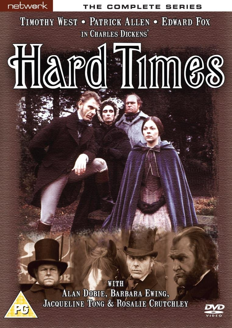 little dorrit dvd amazon co uk derek jacobi max wall hard times 1977 dvd