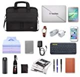 Taygeer Laptop Bag 15.6 Inch, Business Briefcase