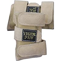 Offering US Glove's Suede Tiger Paws (Sold in Pairs) - Variety of Colors to Chose from, 02suedetigerpawsSsand, Beige, Small (69-115 lbs)
