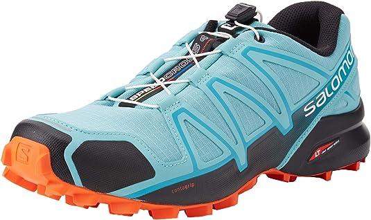 Salomon Speedcross 4 W, Zapatillas de Trail Running para Mujer: Amazon.es: Zapatos y complementos