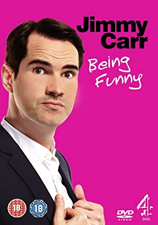 Amazon Com Jimmy Carr Being Funny Region 2 Uk Import Movies Tv