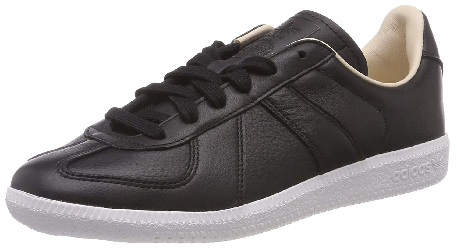 Black (Core Black Core Black Linen) adidas Unisex Adults' Bw Army Trainers