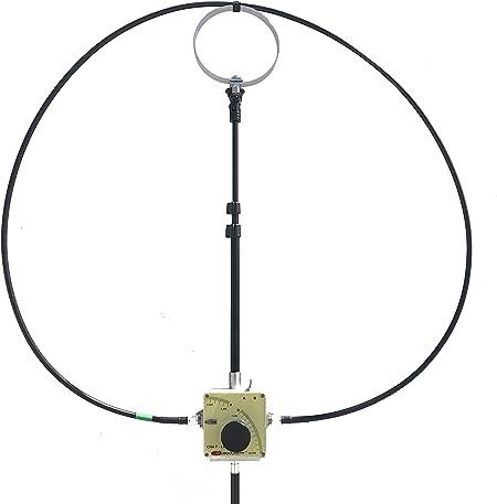 Camaleón antena – Cha f-loop Plus 2.0 – 10 M a 80 m