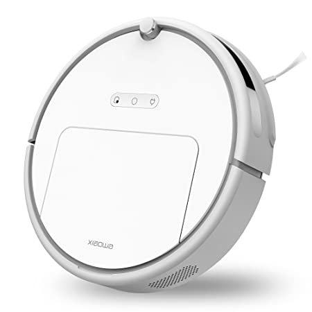 Roborock C10 Robot Vacuum Cleaner with 1600Pa Strong Suction Robotic Cleaner with APP Control, Over-Size Dust Bin, Self-Charging for Carpet, Hard Floor and Pet Hair Vacuum, Cleaning & Ironing at amazon