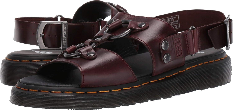 9879c77b Amazon.com   Dr. Martens Unisex Xabier Shore   Sandals