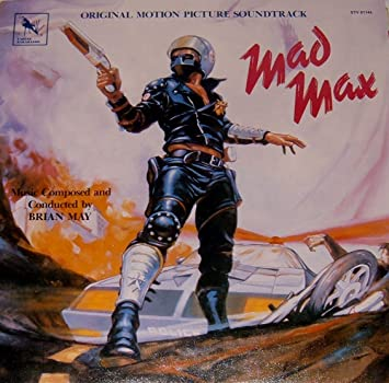 brian may mad max original soundtrack score album amazon com music