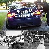 Just Married Wedding Bunting Banner Wedding Decoration