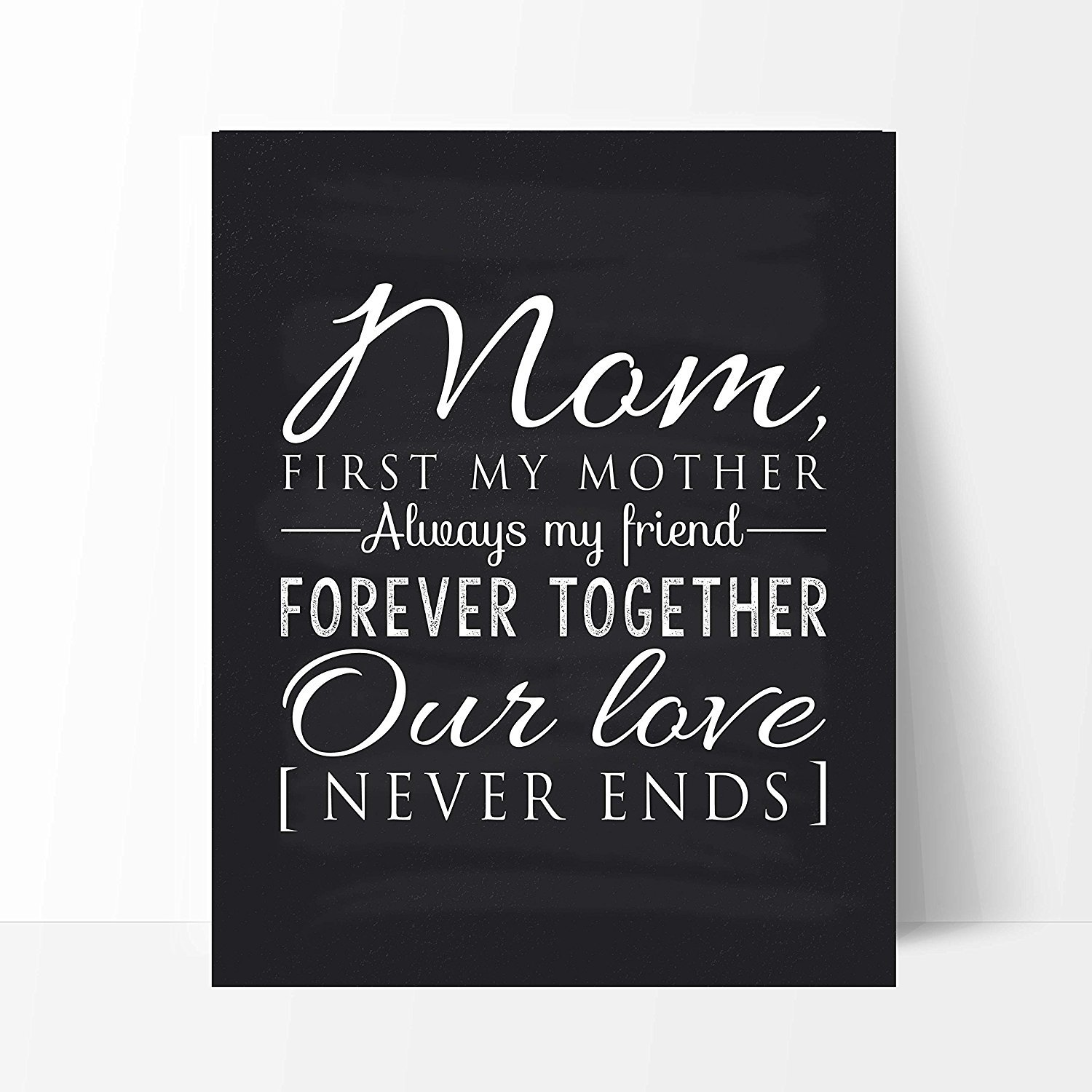 Christmas Gift Ideas For Mom From Daughter.Mom Gift Mom Quote Sign Mom Chalkboard Print Unique Gift For Mom And Mom Christmas Gift Mom Wall Decor Best Mom Gift Mom Gift From Daughter Mom