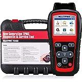 Autel TS508 TPMS Relearn Tool Tire Pressure Monitor - MaxiTPMS TS508 TPMS Reset Tool Program 16 MX-Sensor Key Fob…
