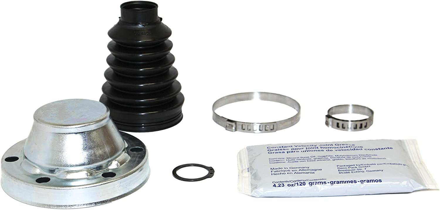 Rein Automotive BKN0115 Rein CV Joint Boot Kit Front Inner