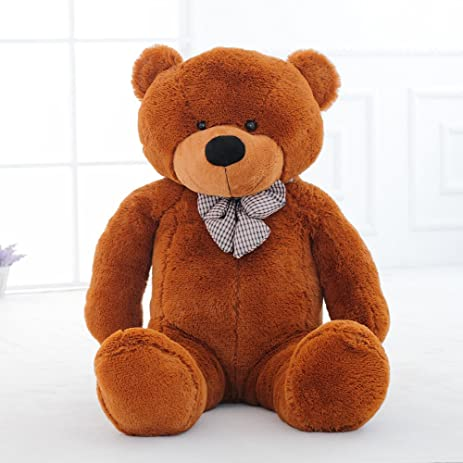 amazon com morismos plush stuffed animals giant cute teddy bear