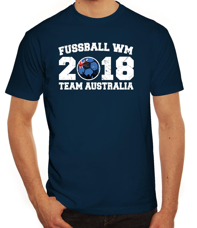 Panama Wappen T-Shirt Damen S-XXL WM 2018 Weltmeisterschaft Fussball FANSHIRT