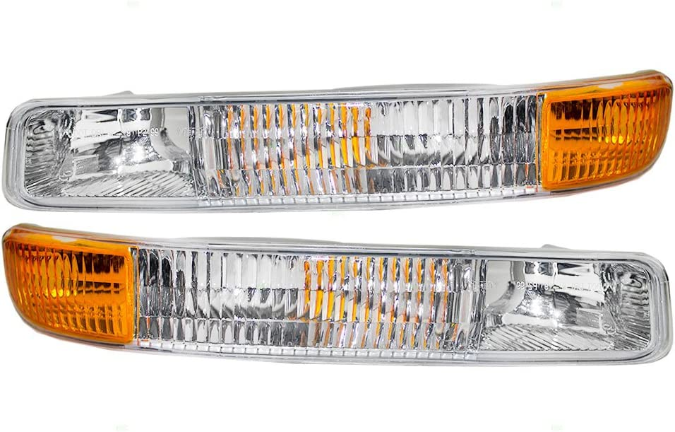 OE Replacement Parking//Clearance Light Assembly CHEVROLET PICKUP CHEVY SILVERADO 2000-2006 Partslink GM2520173