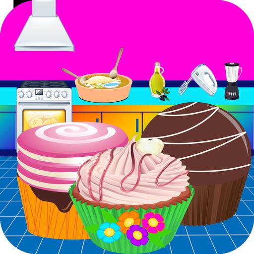 CupCake Store - Cooking Maker Games (Burger Maker Delux)