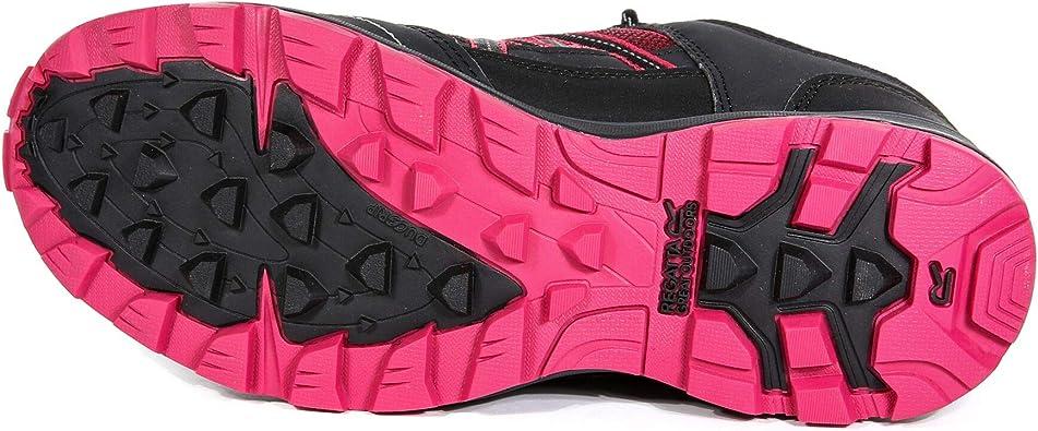 REGV7 #Regatta Ldy Samaris LW II Chaussures de Randonn/ée Basses Femme