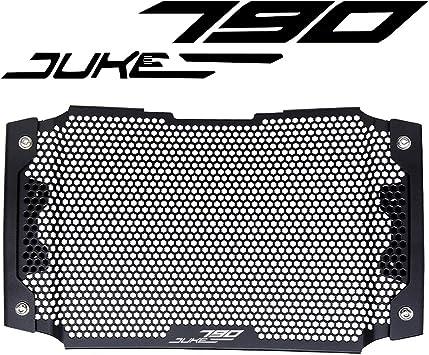 790 Duke Motorrad Kühlerschutzgitter Schutzgitter Kühlergitter Wasserkühler Für Ktm Duke790 Duke 790 2018 2019 Auto