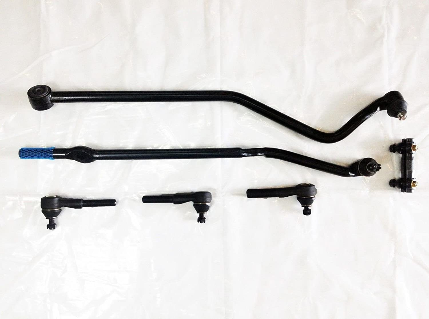 Pair of Front Outer Tie Rod Suspension Kit For 1993-1998 Jeep Grand Cherokee