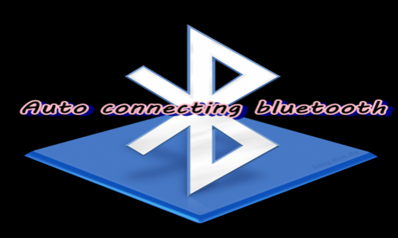how to avoid app connecting to bluetooth