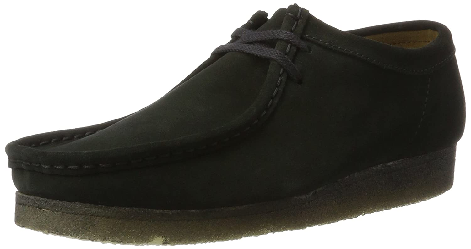Clarks Originals 261227087, Mocasines Hombre 44 EU|Negro (Black Sde)