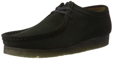 4ef5cc311683 Clarks Originals Wallabee Herren Derby Schnürhalbschuhe  Amazon.de ...