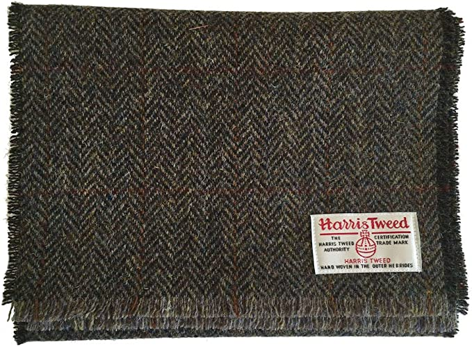 """New 11/"""" X 66/"""" LOOSE WEAVE TWEED Long SCARF PICK A COLOR"""
