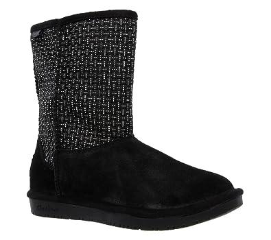 Skechers Womens Shelbys Iceland Boot Black Size 6.5