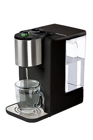 Trebs 99340 dispensador de agua caliente, 2.2 l, 2600 W, color negro: Amazon.es: Hogar
