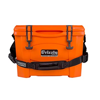 Grizzly 15 Quart Cooler