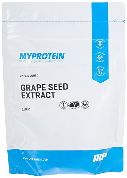 MyProtein Grape Seed Extract 95% Opc Extracto de Semilla de Uva - 100 gr