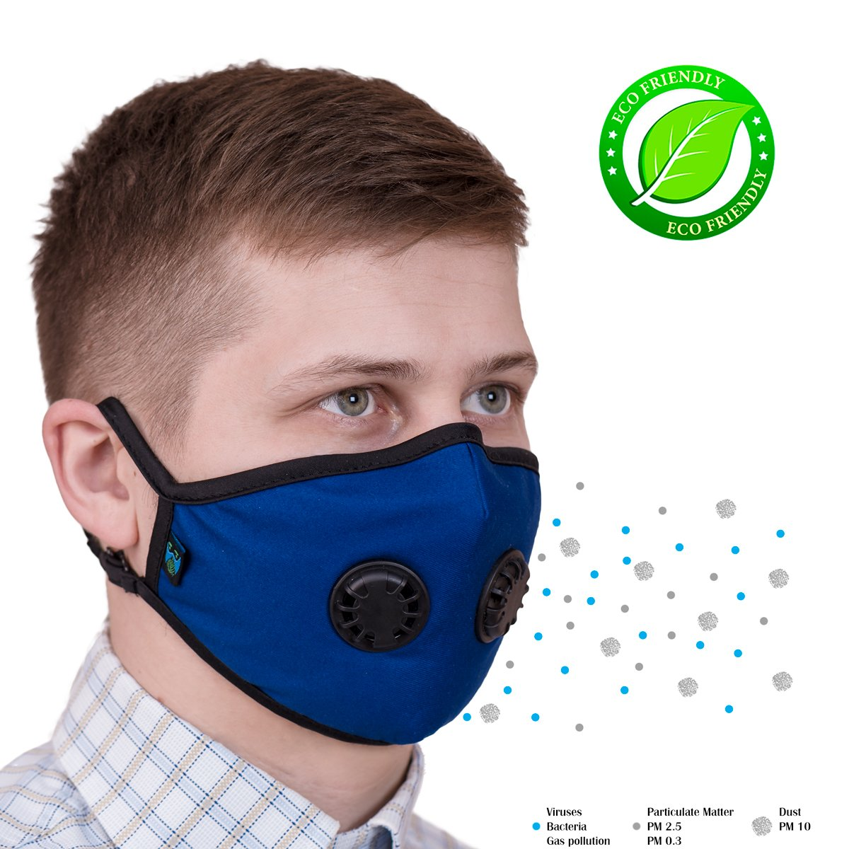 Mask Military Protection N100 N99 Grade Pollution N95 Torespire