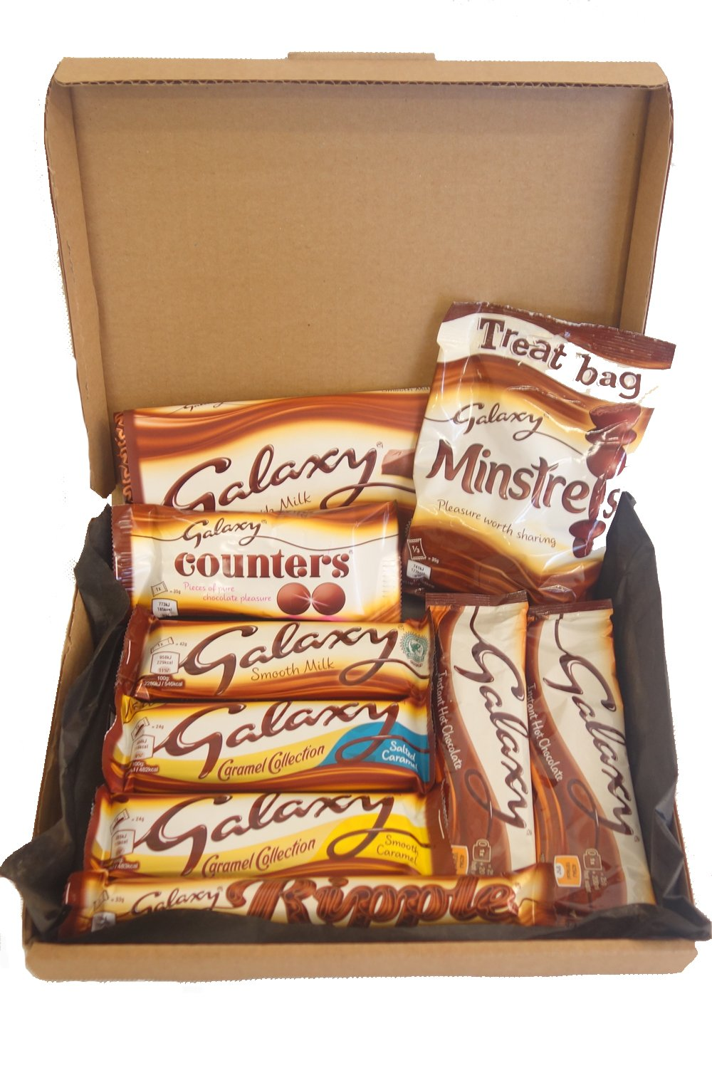 Galaxy Ultimate Chocolate Selection Gift Box - Including Ripple ...