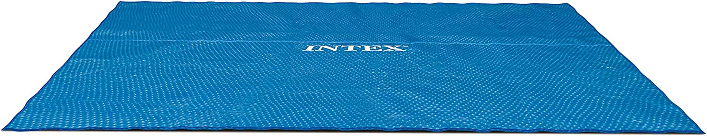 Intex 29026 - Cobertor solar para piscinas rectangulares 549 x 274 cm
