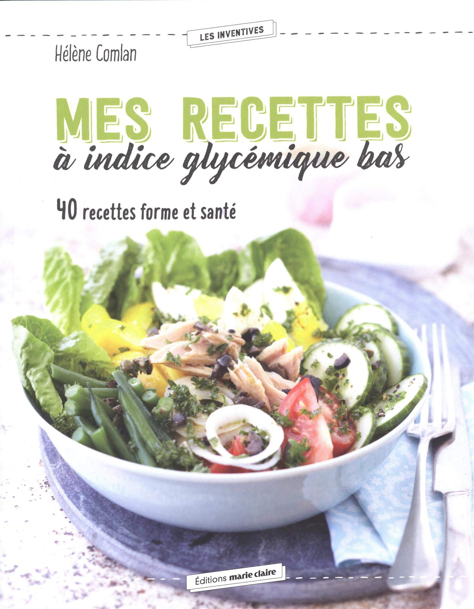 recettes à faible indice glycémique gratuites