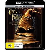 Harry Potter: Year 1 (4K Ultra HD)