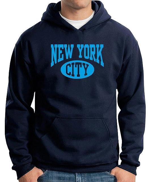 T-Shirtshock - Sudadera Hoodie TSTEM0114 new york city mens, Talla XXL: Amazon.es: Ropa y accesorios