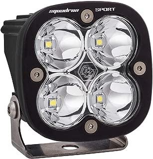 product image for Baja Designs 550001 LED Light Pod Spot Pattern Clear Black Squadron Sport Baja Designs