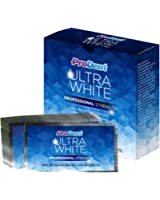 ProDent Teeth Whitening Strips - Professional At Home Teeth Whitening Strips - Acheive Whiter Teeth After Just One Use!
