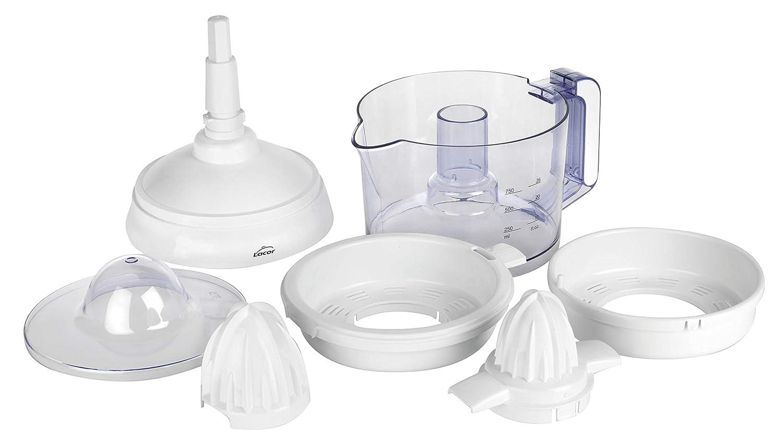 Lacor 69575 - Exprimidor de zumos ZITRUS con sistema de pulpa regulable, Libre de BPA, Apto para el lavavajillas, 40 W: Amazon.es