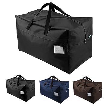 e4223e74ca 100L Sacs de rangement étanches pour garage - grenier - étagères, meilleur choix  pour couettes