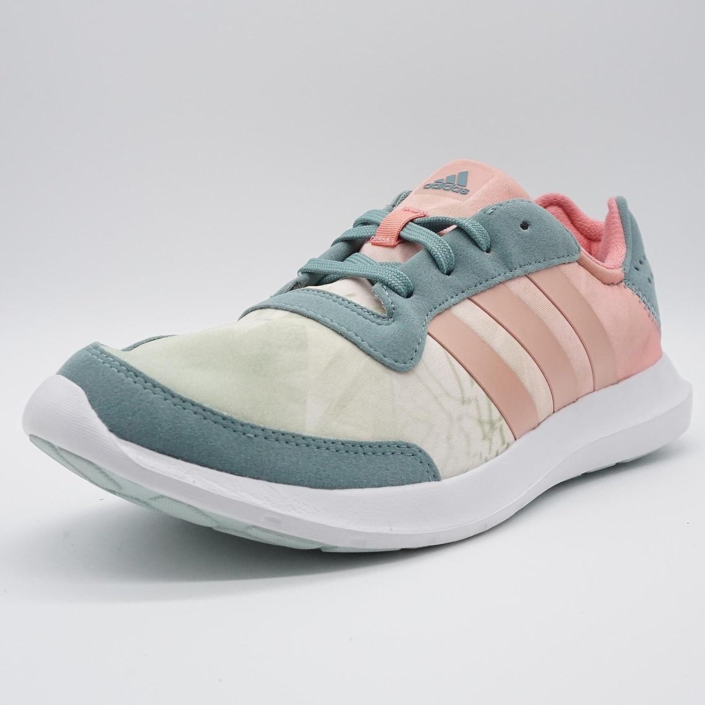 adidas Element Refresh MP W, Chaussures de Course Femme, Naranja (Balcri/Plamet/Azuhie), 40 EU