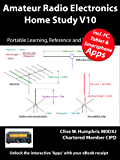 Amateur Radio Electronics V10 Home Study (English Edition)