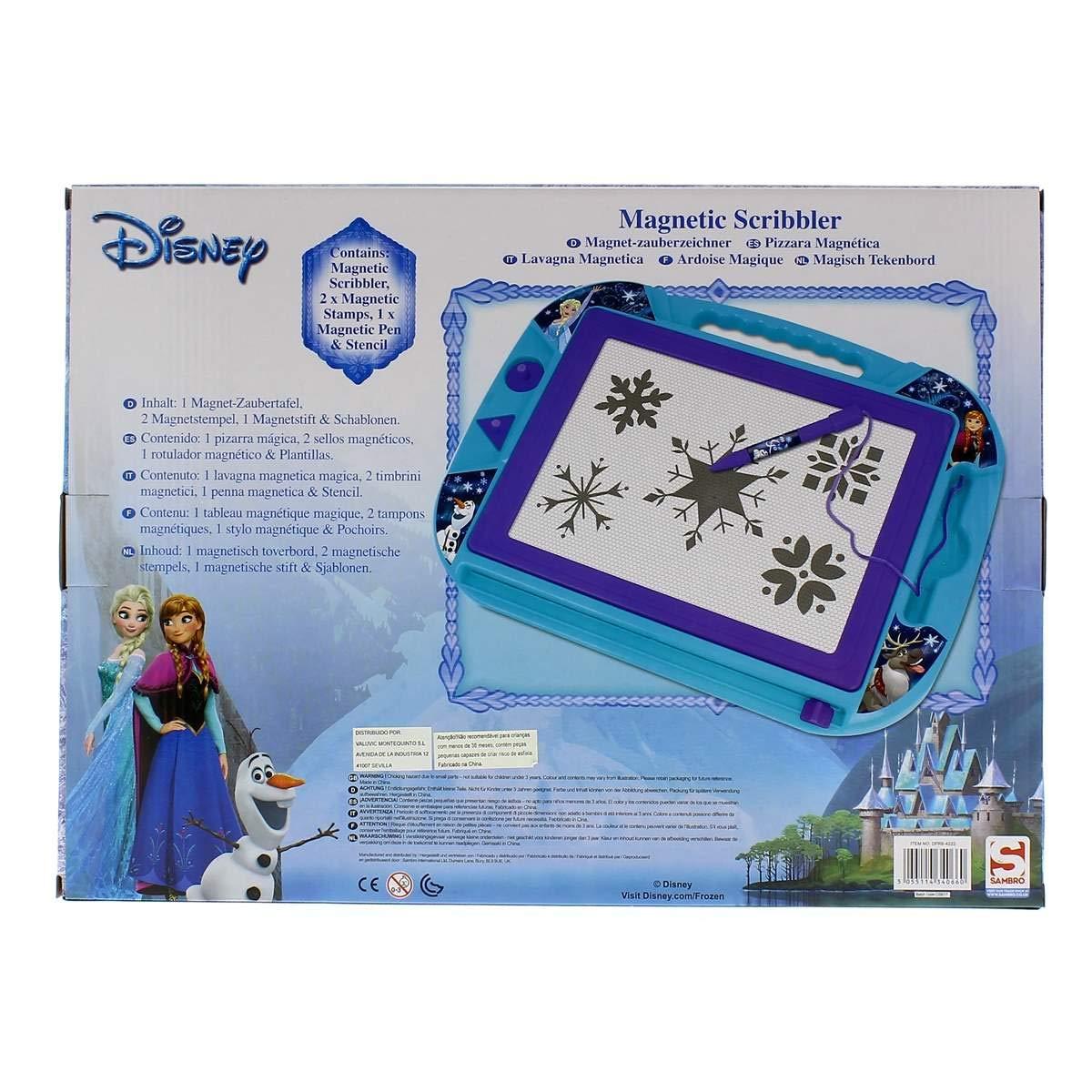 Frozen Pizarra Magnética: Amazon.es: Juguetes y juegos